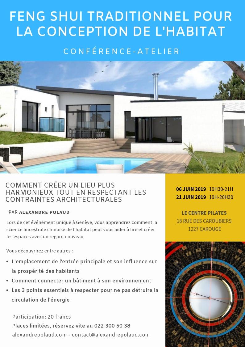 Feng Shui Genève Maison Coception Architectes